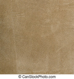 Cream-colored leather texture - Abstract cream-colored...