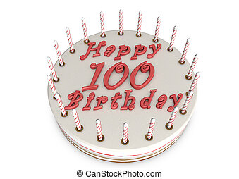 cream pie for 100th birthday