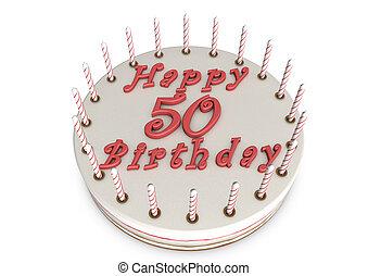 cream pie for 50th birthday
