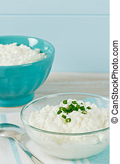 Creamy Cottage Cheese For Lunch
