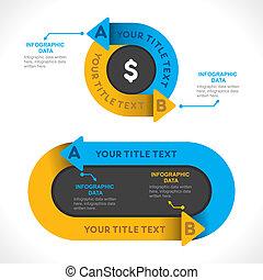 creatief, herhalen, info-graphics