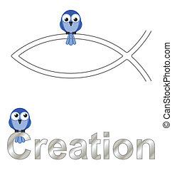 Creation text