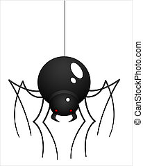 Cartoon Spider