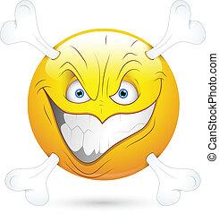 Dangerous Smiley Face
