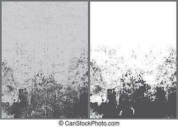 Dirty Background Vectors