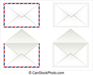 Envelopes Vectors