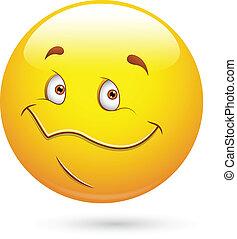 Happy Cute Smiley Face