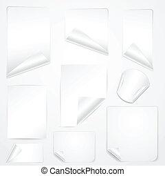 Papers Vectors