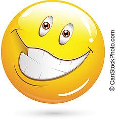 Very Happy Smiley Face