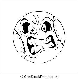 Mascot Tattoo Vector