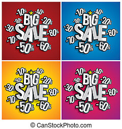 Hard Discount Big Sale