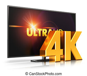 4K UltraHD TV