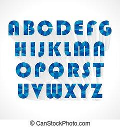 creative alphabet