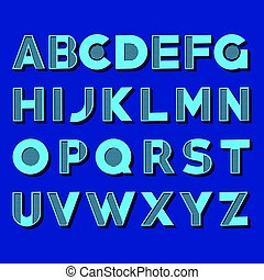 Creative Alphabet Set