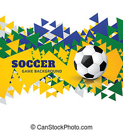 creative american football design
