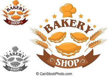 Creative bakery shop