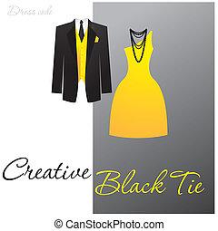 creative-black-tie