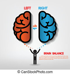 creative brain symbol,creativity sign,business symbol,knowledge and education icon