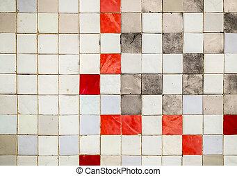 creative ceramic tiles texture
