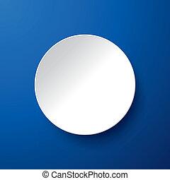 Creative circles vector illustration
