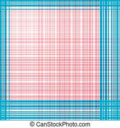 creative color strip pattern