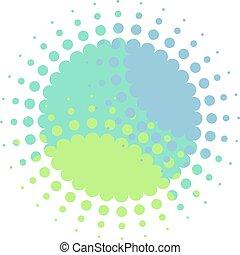 creative color symbol