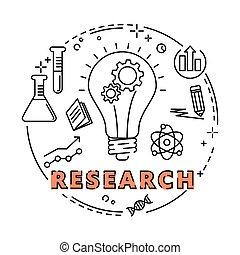 Creative concept idea