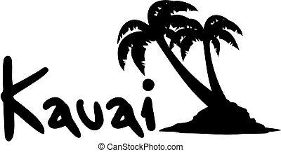 Kauai palm