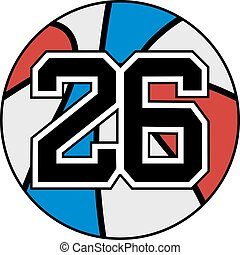 26 basket - Creative design of 26 basket