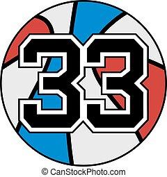 33 basket