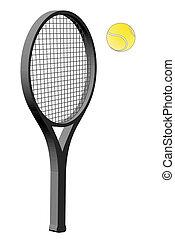 3d racket