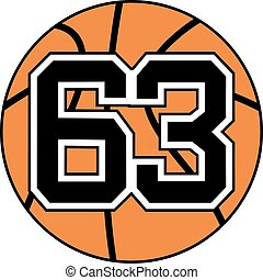 63 basket symbol