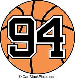94 basket symbol