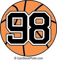 98 basket symbol