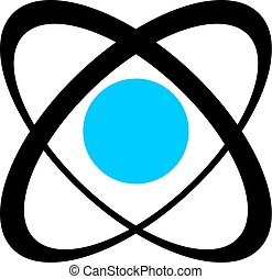 atomic industrial symbol
