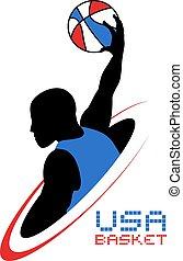 basket game icon