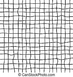 black lines quadrant - Creative design of black lines...