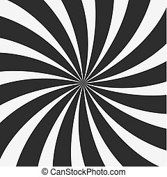 black spiral background