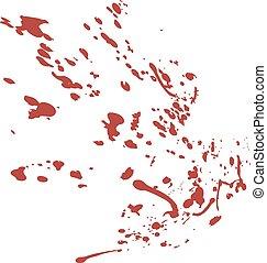 blood spot