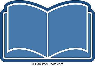 blue book symbol
