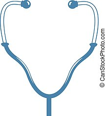 blue medical instrumental draw - Creative design of blue ...