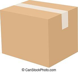 box carton - Creative design of box carton