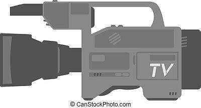 Cam TV - Creative design of Cam TV