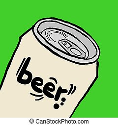 Can beer