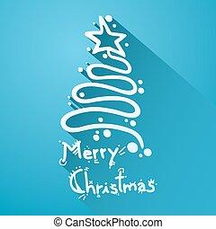 christmas symbol - Creative design of christmas symbol