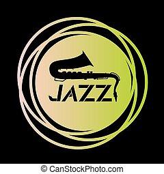 color art Jazz symbol