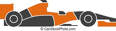 cool formula racing car draw