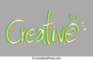 creative message design
