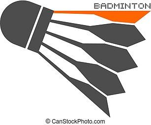 Elegant badminton icon - Creative design of Elegant...