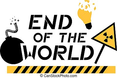 end of the world message